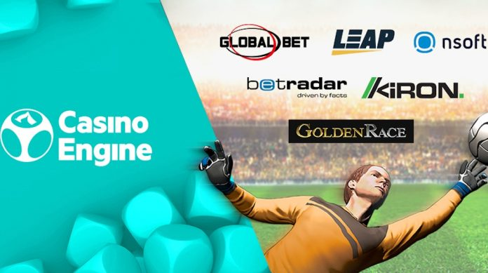 EveryMatrix CasinoEngine Virtual Sports