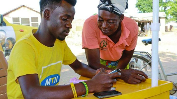 Mobile Money Africa booming