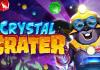 genesis games crystal crater