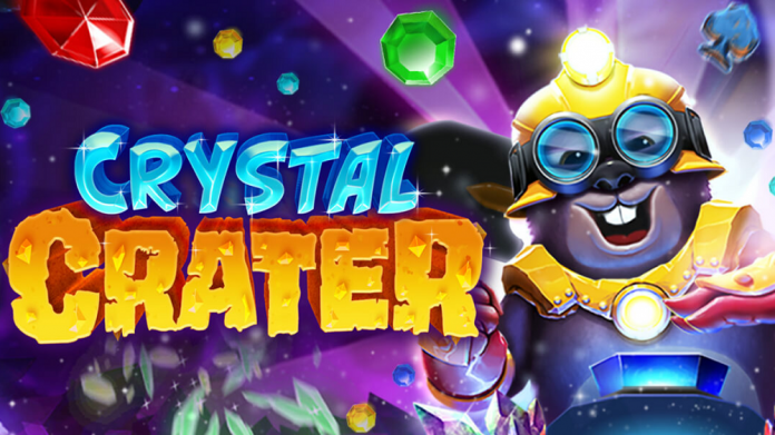 genesis games crystal crater