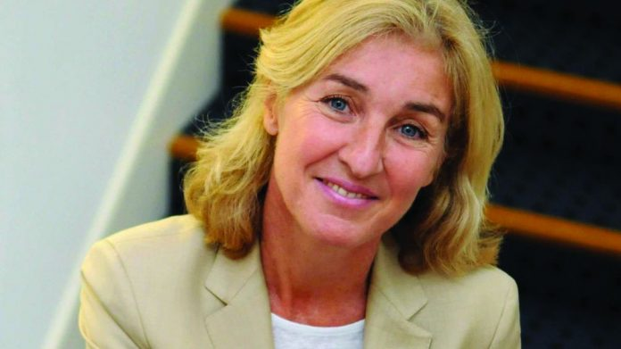 ANJ France regulator Isabelle Falque-Pierrotin