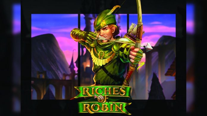 PlaynGo Riches of Robin