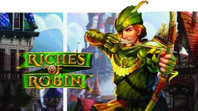 Play'nGo Riches of Robin
