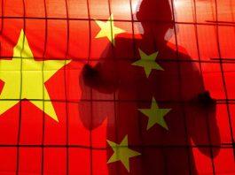 China hit online gaming operators flag