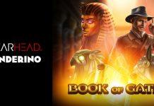 Spearhead bespoke Wunderino title book of gates