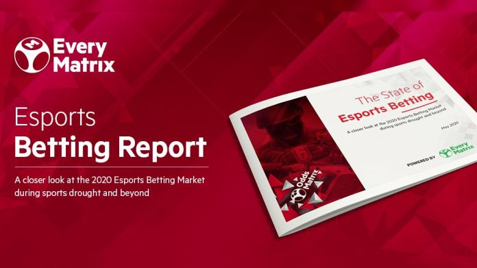 esports betting report everymatrix