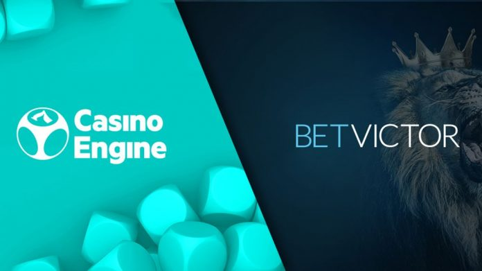 BetVictor CasinoEngine