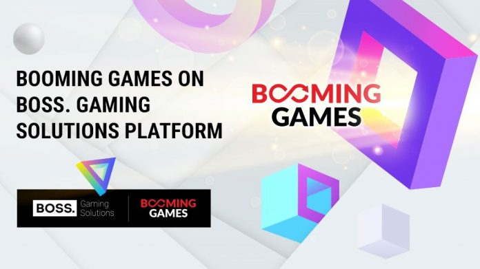 Boss Gaming Solutions Booming Games