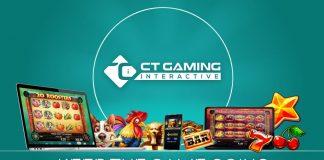 CT Gaming Interactive HOT CASH
