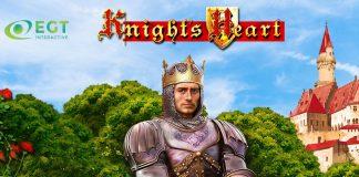 EGT Interactive Knights Heart