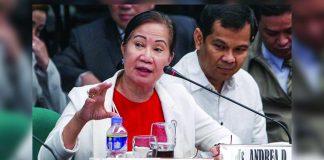 Philippines regulator gambling sector Andrea Domingo