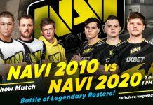 1xBet NAVI esports