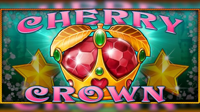 Cherry Crown slot CT Interactive