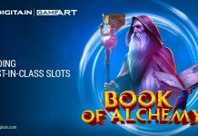 Digitain GameArt Book of Alchemy
