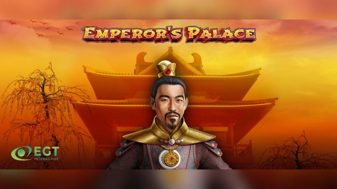 EGT Interactive Emperors Palace