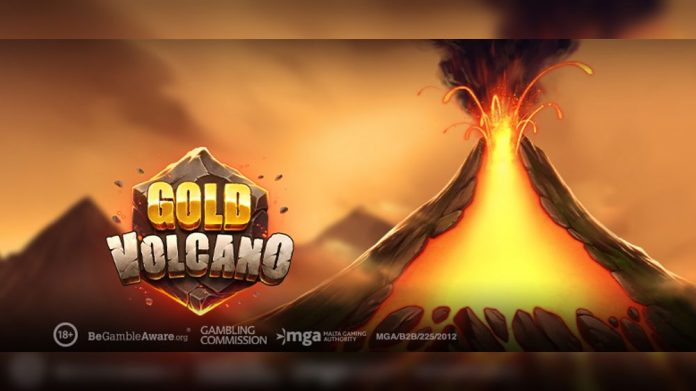 Gold Volcano Play'n Go New release