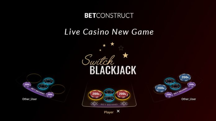 BetConstruct Switch BlackJack