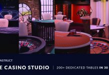 BetConstruct live casino studio