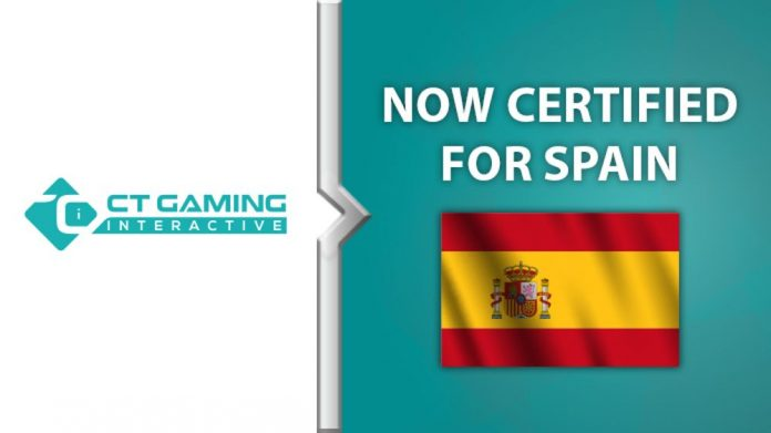 CT Gaming Interactive Spanish license