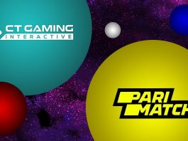 CT Gaming Interactive games live on Parimatch
