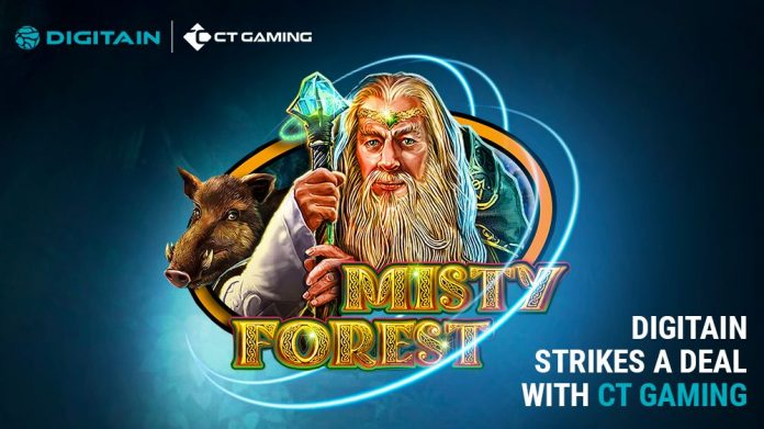 Digitain CT Gaming Interactive