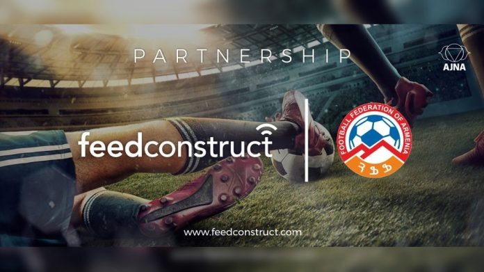 FeedConstruct Armenia Premier League partnership