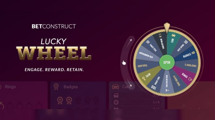 Lucky Wheel Engine BetConstruct