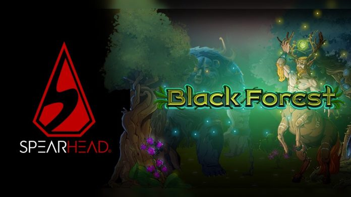 Spearhead Studios black forest slot