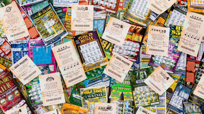 US lottery ticket sales digital Spinola Gaming