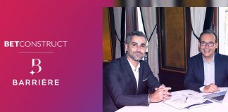 BetConstruct BarriereBet online platform