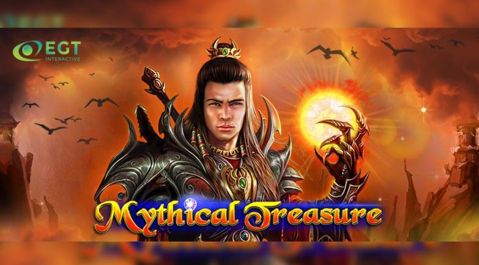 EGT Interactive Mythical Treasure