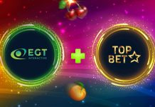 EGT Interactive Topbet partnership