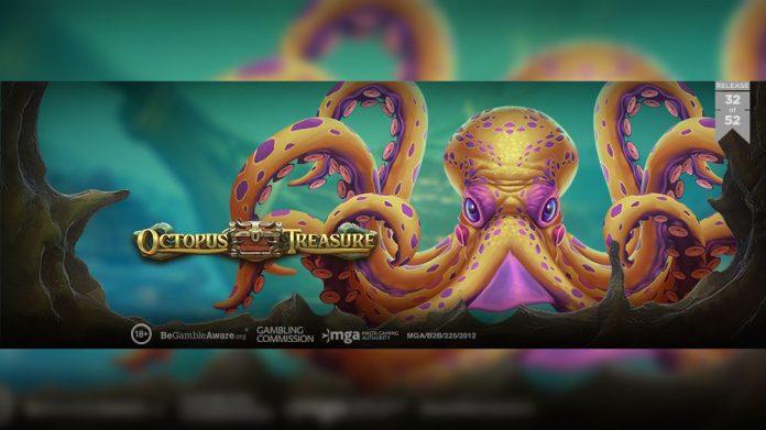 Playn GO Octopus Treasure