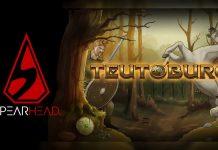 Spearhead Studios Video slot Teutoburg