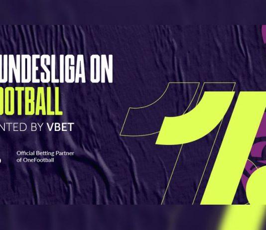 VBET OneFootball major partnership