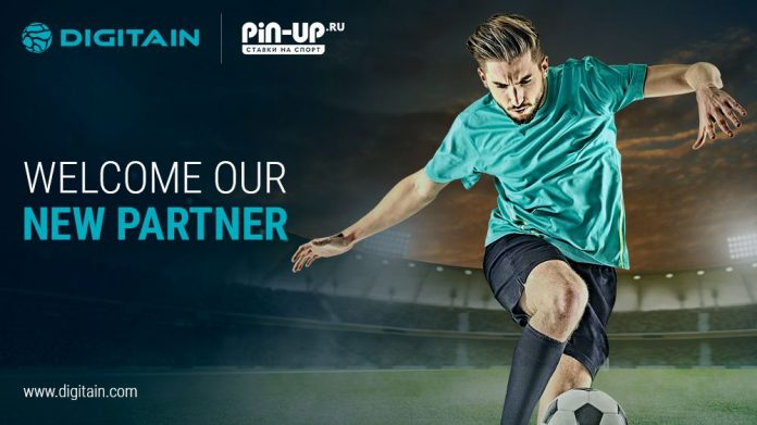 Digitain Pin-UP sportsbooksupply deal