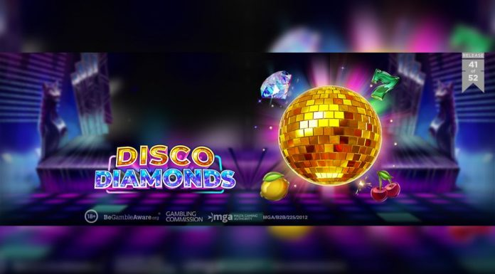 Disco Diamonds Playn GO release