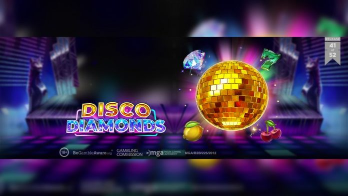Disco Diamonds Playn GO release