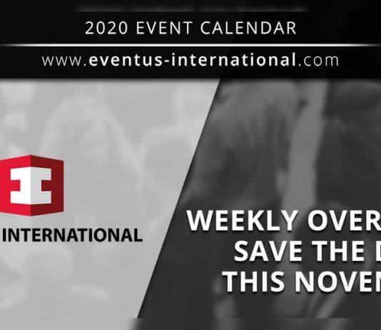 Eventus International November events