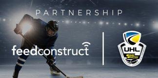FeedConstruct Ukrainian Hockey League partnership