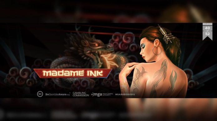 Madame Ink PlaynGO
