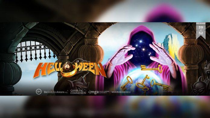 Play'n GO Helloween release