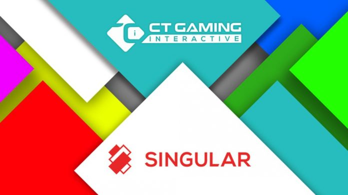 Singular CT Gaming Interactive deal