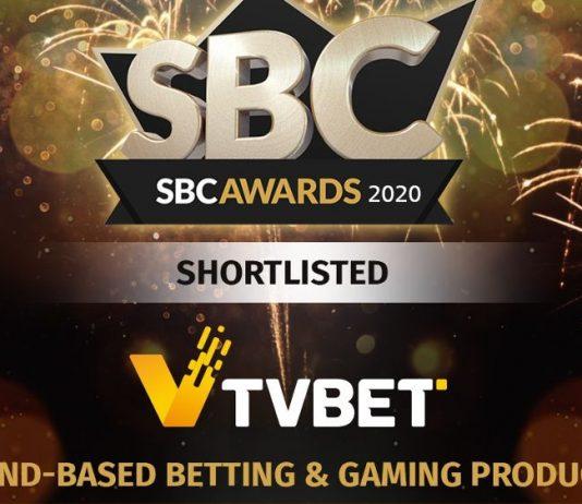 TVBET SBC Awards 2020