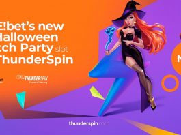 ThunderSpin Halloween Party