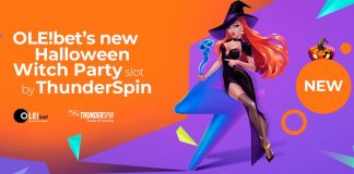 ThunderSpin Halloween Party