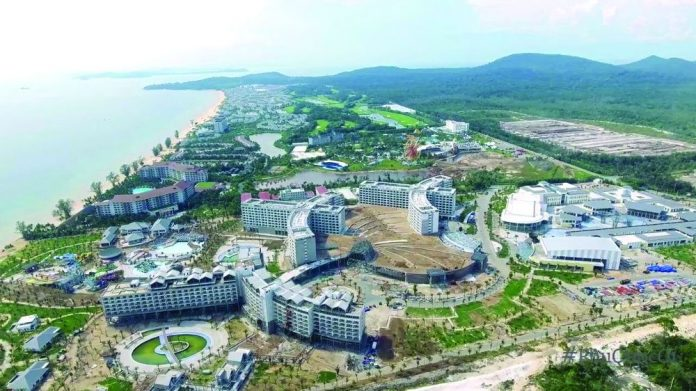 Vietnam gambling investment