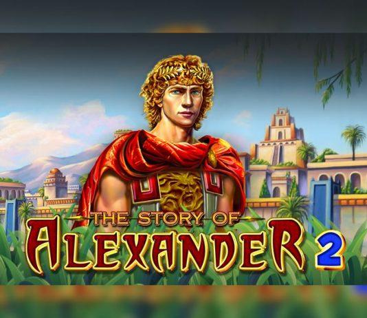 Alexander 2 slot EGT Interactive