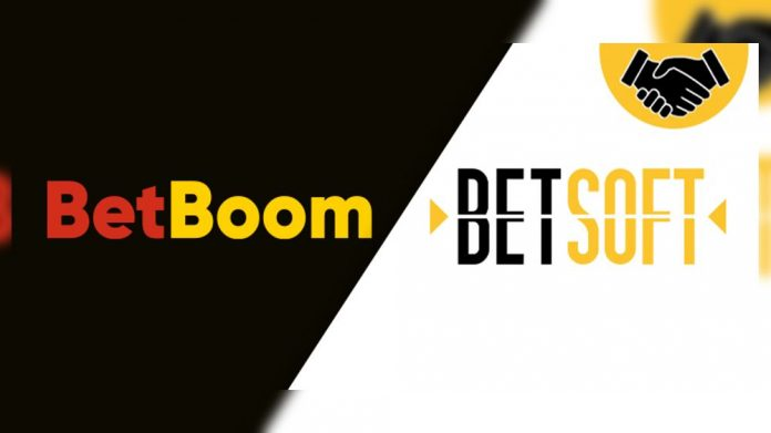 BetBoom Betsoft deal