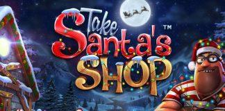 Betsoft Gaming Take Santas Shop